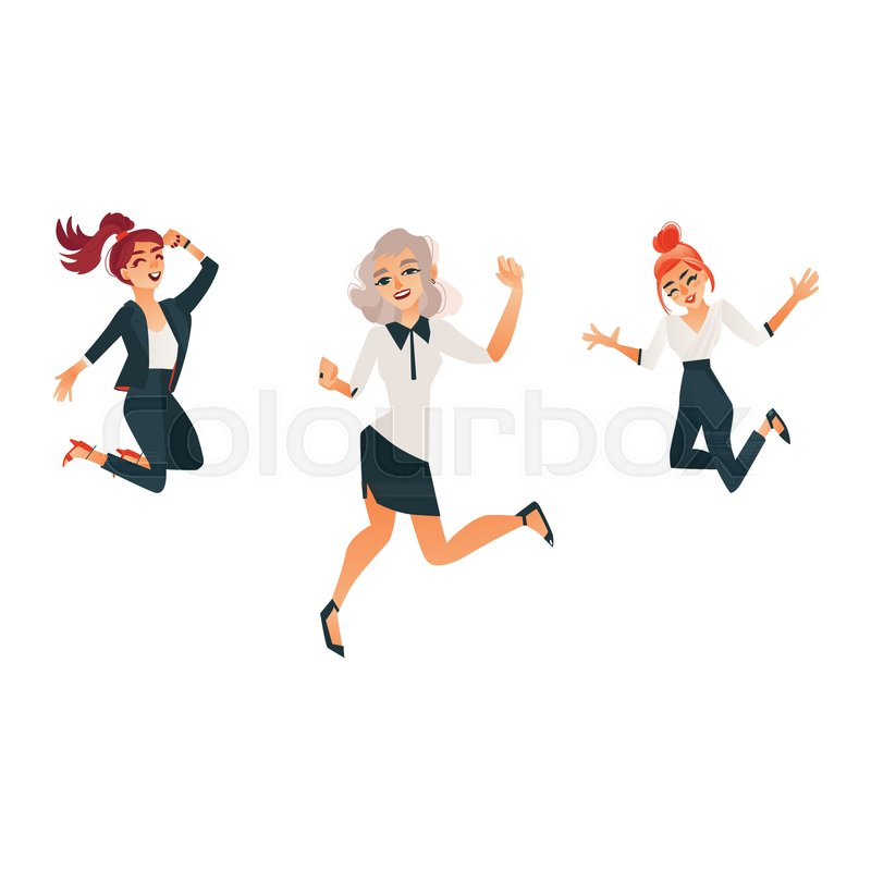 blonde-office-girls