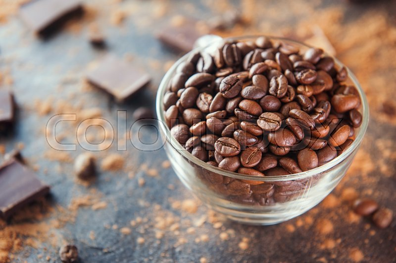 Stock Bild von 'background, voll, cappuccino'