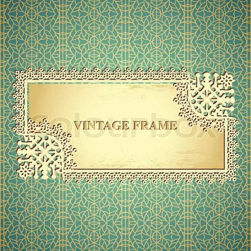 vintage repeating wallpaper - photo #17