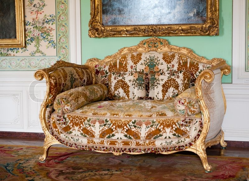 Versailles Sofa Versailles   Sofa   Interior And Furniture Collection |  Stock
