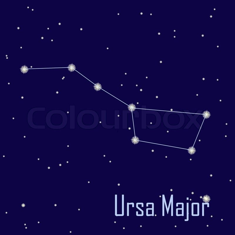 constellations ursa major essay The other, less in size but valued more by sailors, circles with all her stars in smaller orbit — poste's aratos ursa minor, the lesser bear, is the orsa minore of italy, petite ourse of france, and kleine bar of germany, shared with its major companion the latter's septentrio, arktos, amaxa, aganna, and elike.