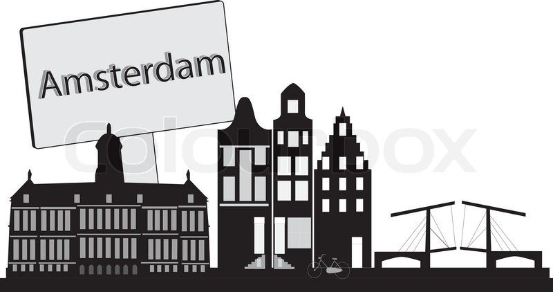 Amsterdam stock vector colourbox for Product design jobs amsterdam