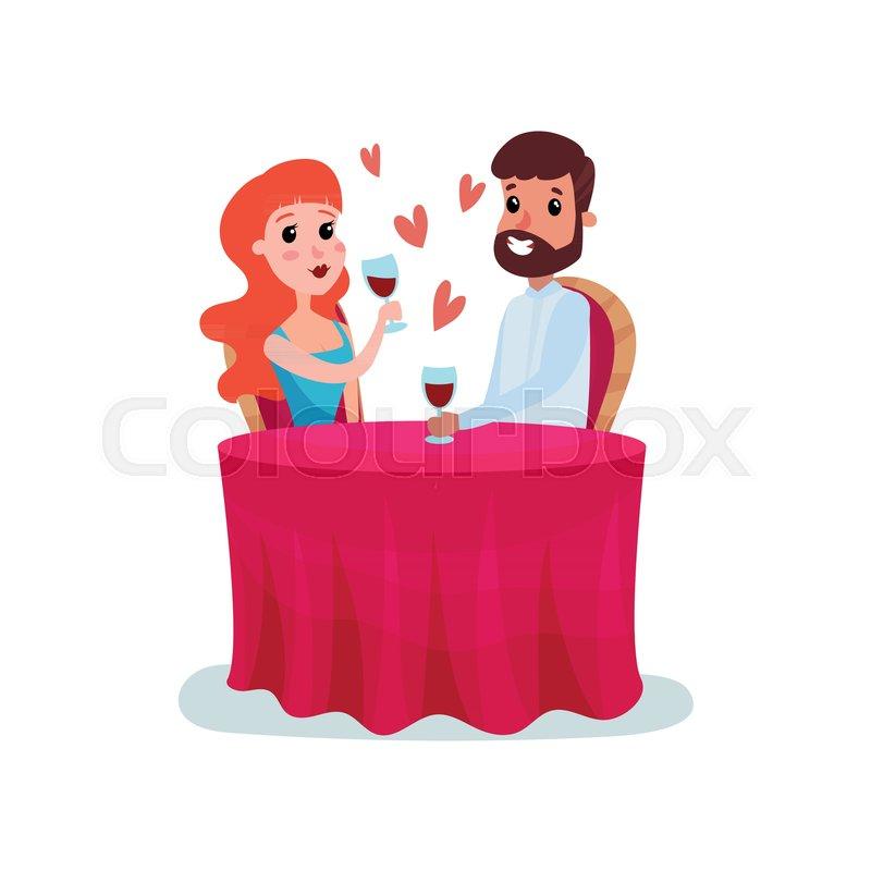 Guy and girl not dating dinner