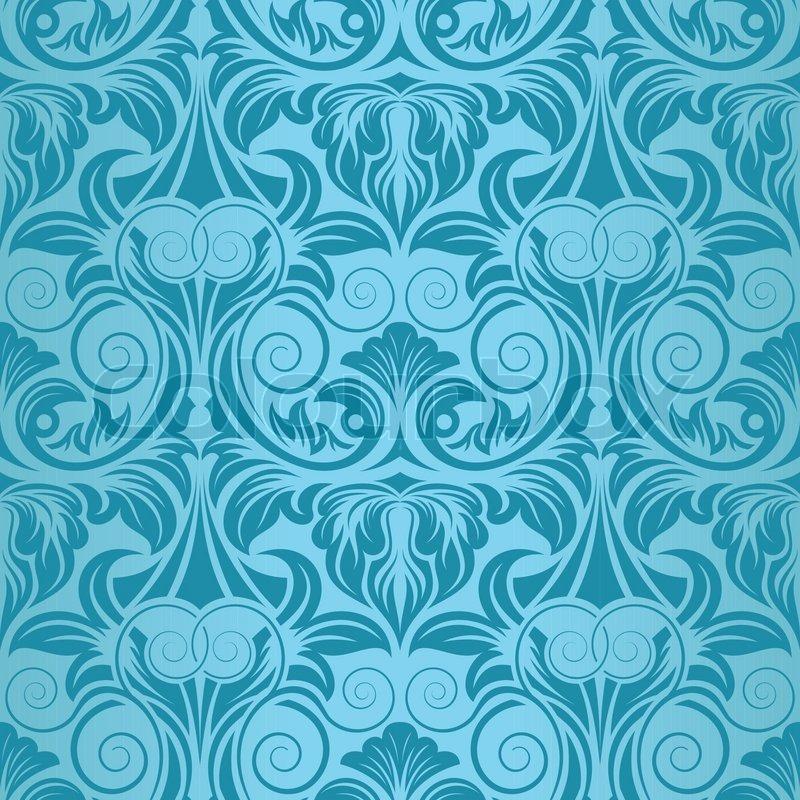 vector seamless renaissance wallpaper - photo #17