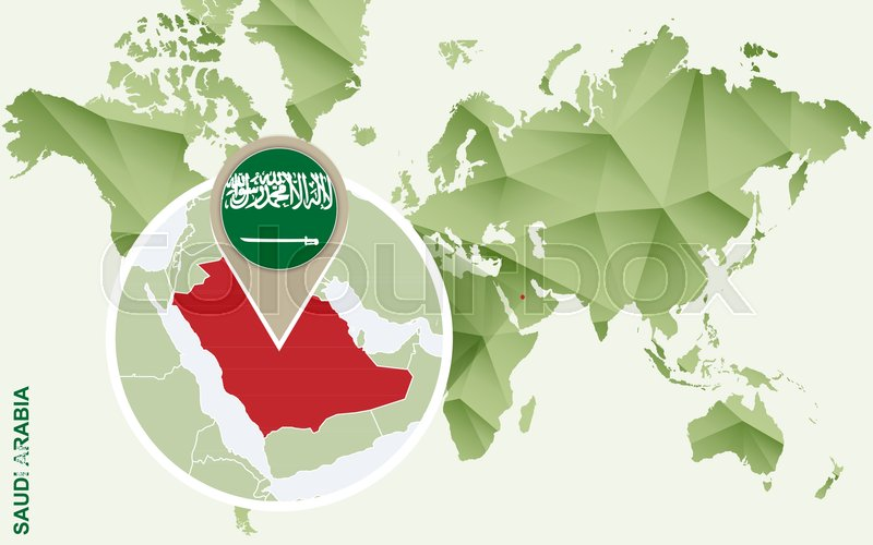 Infographic for Saudi Arabia, detailed ... | Stock vector ...