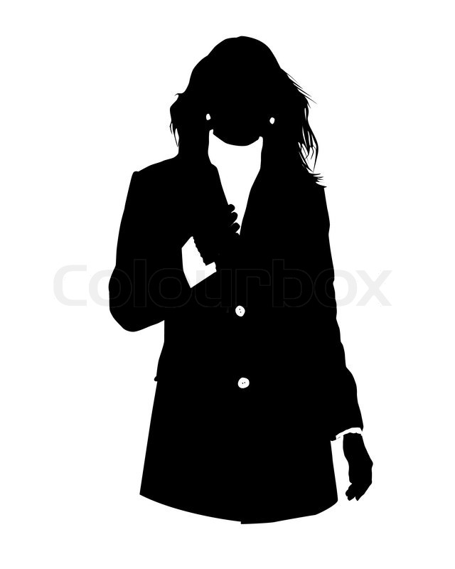 Graphic illustration of woman in business suit as user icon avatar graphic illustration of woman in business suit as user icon avatar vector publicscrutiny Gallery