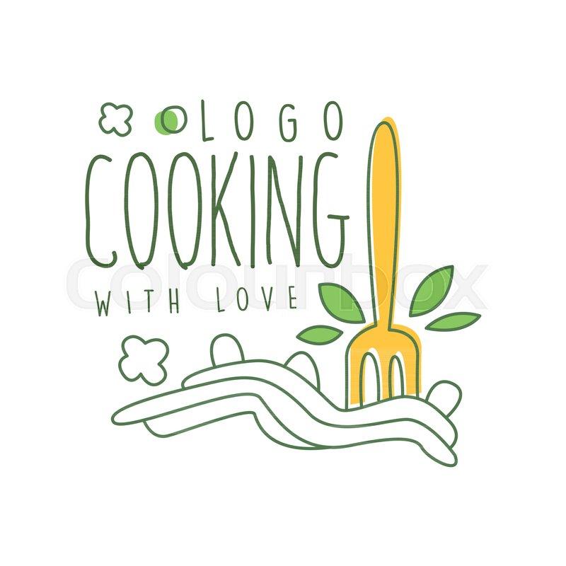 Homemade Food Logo Homemade Label Stock Vector Illustration Of