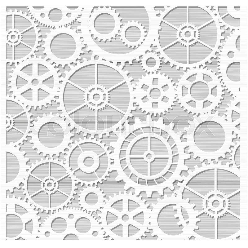 Laser cutting of stencils for     | Stock vector | Colourbox