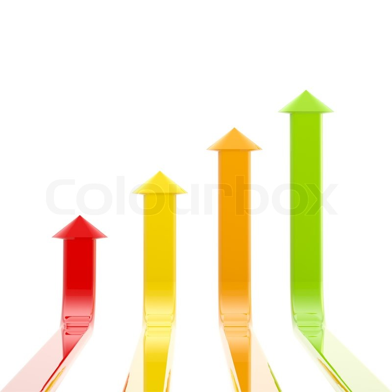 Business growth and competiotion conception: set of four ...