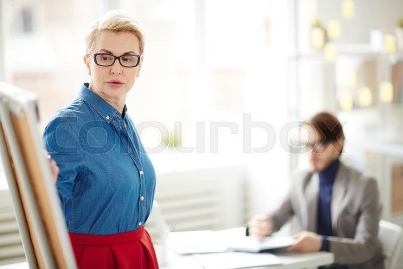 Mature teacher pics