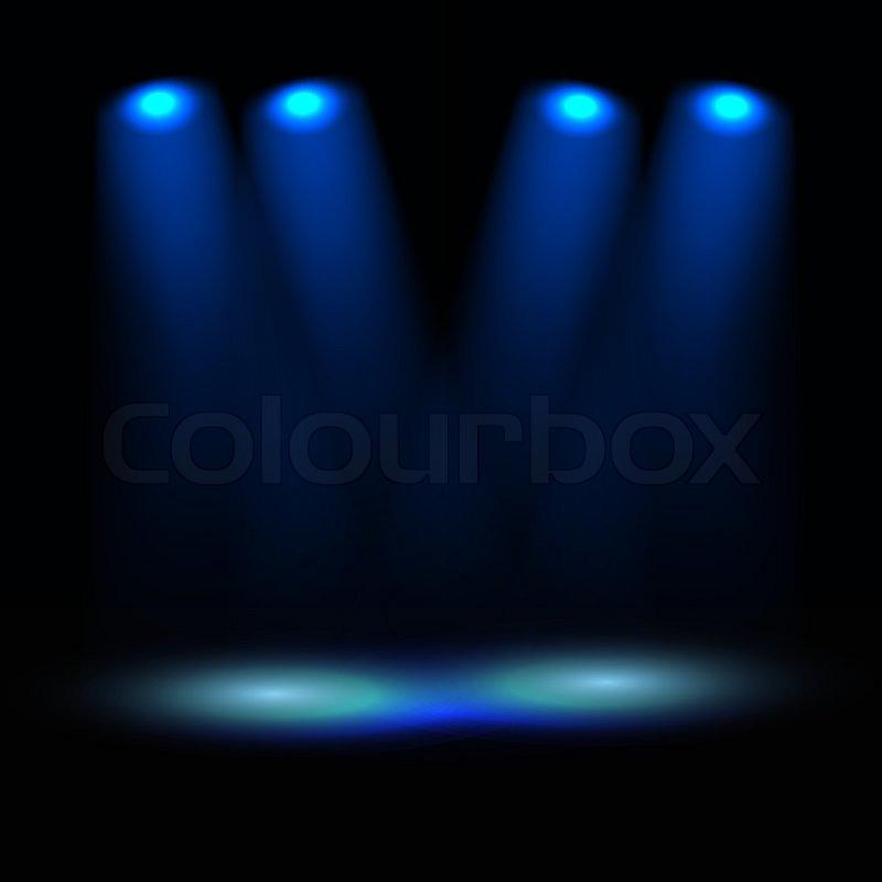 Dance Abstract Club Stock Vector Colourbox