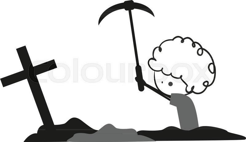 Grave Digging Images, Stock Photos & Vectors | Shutterstock