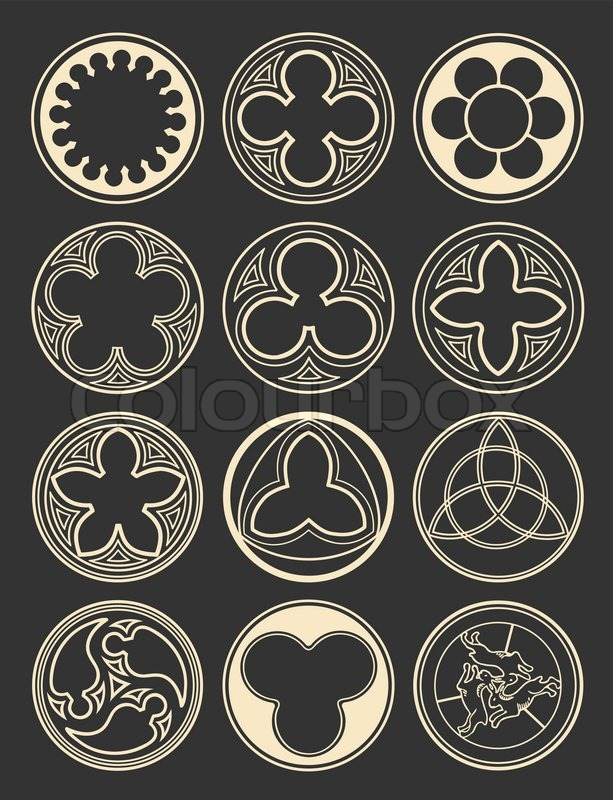 gothic patterns related keywords - photo #21