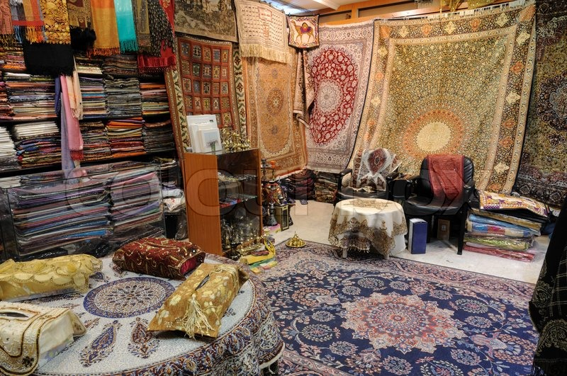 Shop With Traditional Arabic Products In Dubai United