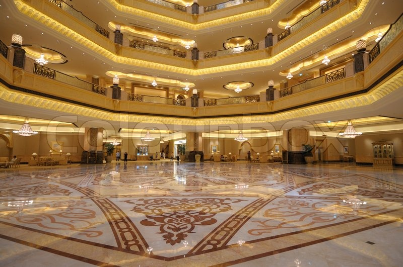 Interior of emirates palace abu dhabi united arab Home interior design abu dhabi