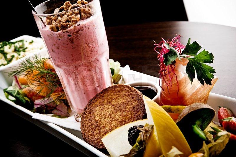 Frühstück | Stockfotos | Colourbox.de