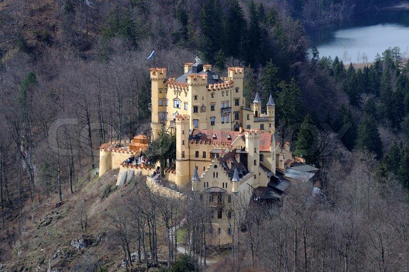 Купить замок в германии