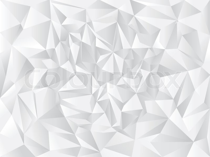 Crumpled paper texture close up | Stock Vector | Colourbox