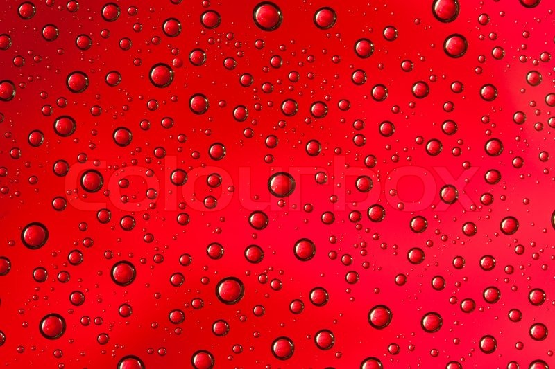how to make red water