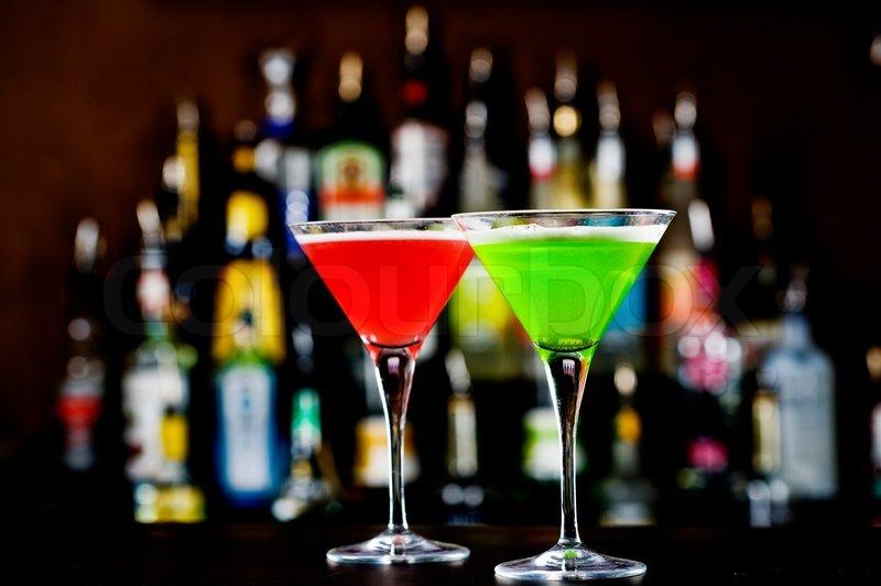 Bartender Shaker Drinks
