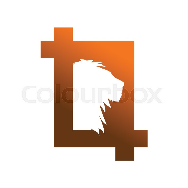 Wild Safari Photography Frame Vector Symbol Graphic Logo Design ...