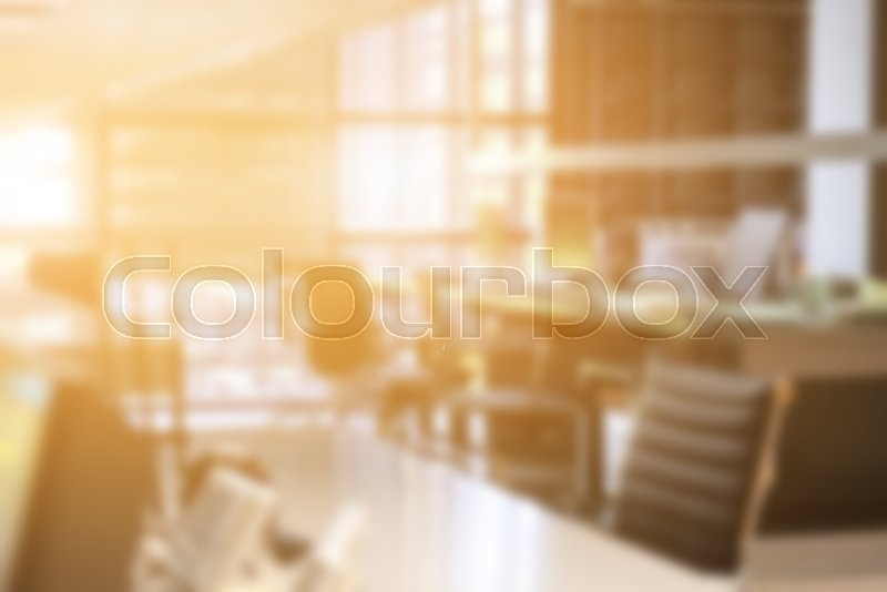 Abstract Blurred Background Of Modern Stock Image Colourbox