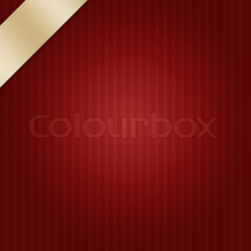 Dark Red Stripes Background With Stock Photo Colourbox