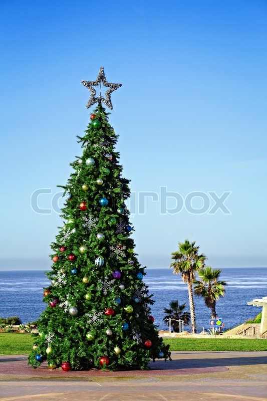 Holiday Christmas Tree Decorating A California Travel And