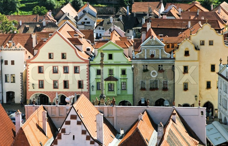 how to get to telc from ceskly krumlov