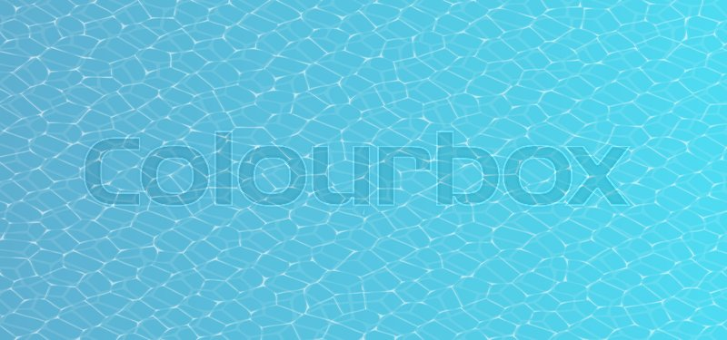 Seamless Underwater Texture Throughout Vector Caustic Of Pool Water Seamless Texture Swimming Pool Underwater Seamless Caustic Illustration Background Stock Colourbox