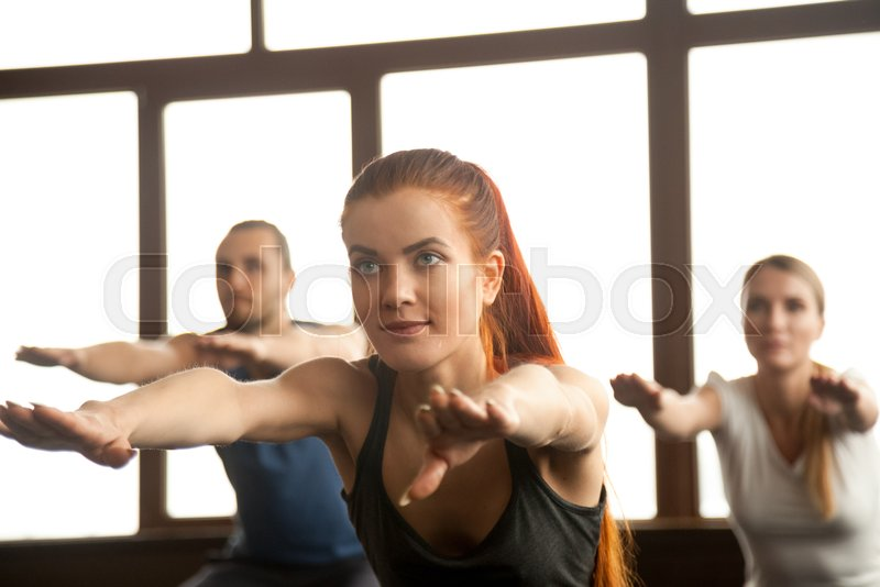 Are absolutely Redhead female fitness girls think