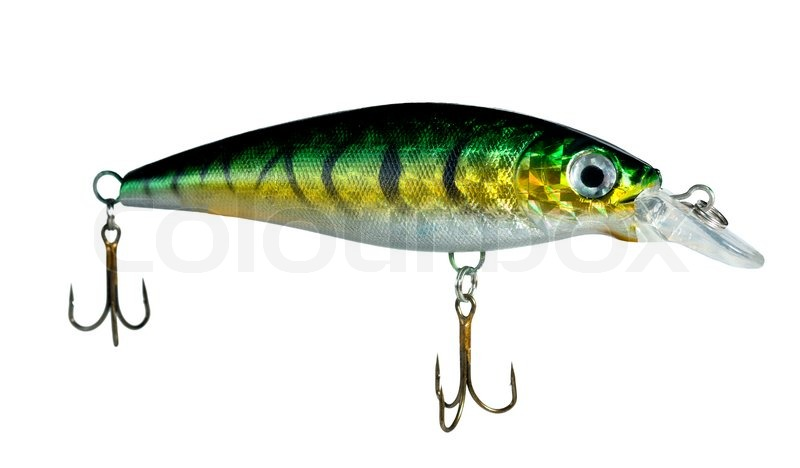 Plugs are a popular type of hard bodied fishing lure for Types of fishing lures
