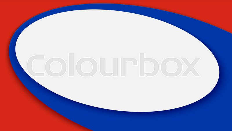 Horizontal Banner Background Of Stock Vector Colourbox
