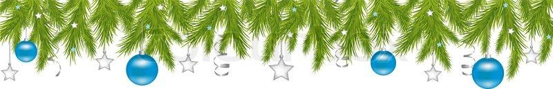 frohe weihnachten banner mit silvester kugeln sterne. Black Bedroom Furniture Sets. Home Design Ideas