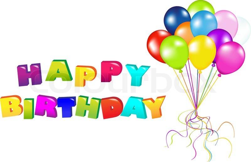 balloner fødselsdag