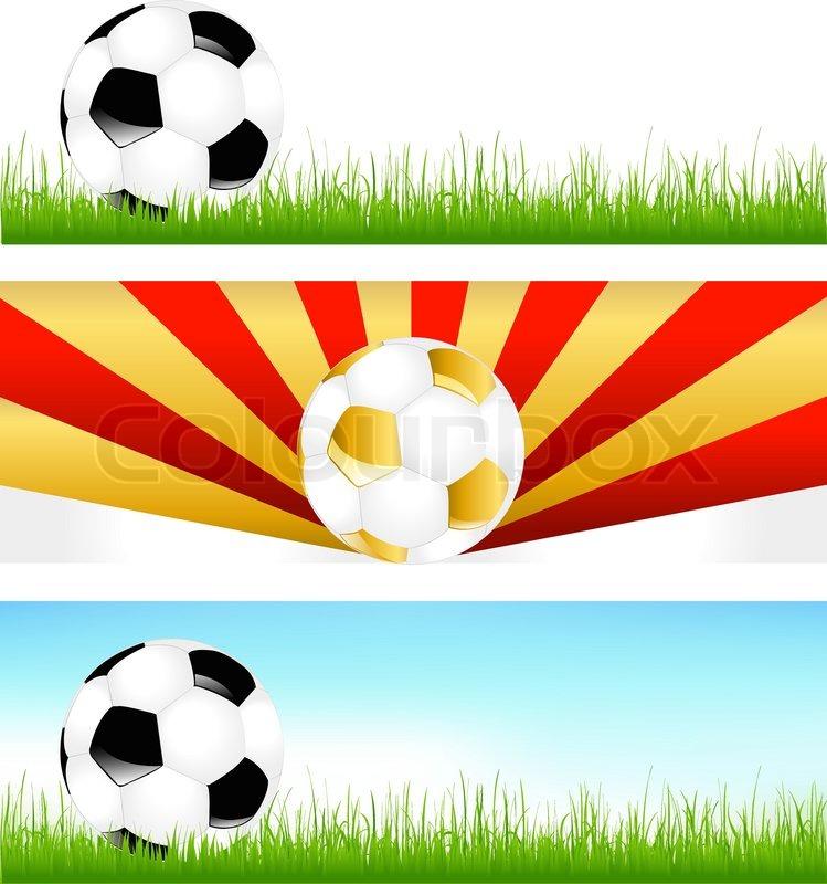 Футбол баннер заказать