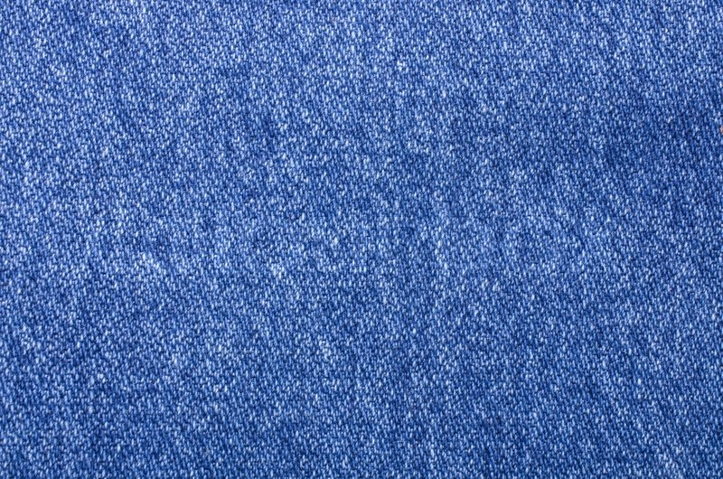 Worn blue denim jeans texture background | Stock Photo ...