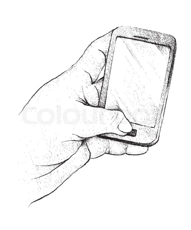Diagram Of Cell Phone