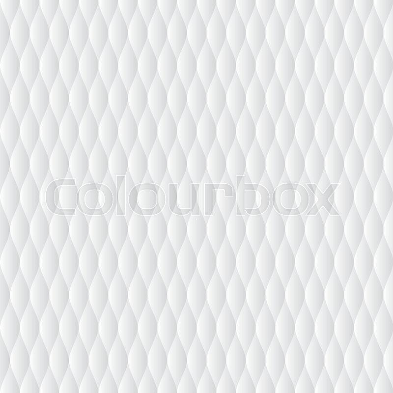 seamless mattress texture. Soft Quilt Seamless Pattern. Neutral White Tileable Vector Background.   Stock Colourbox Mattress Texture S