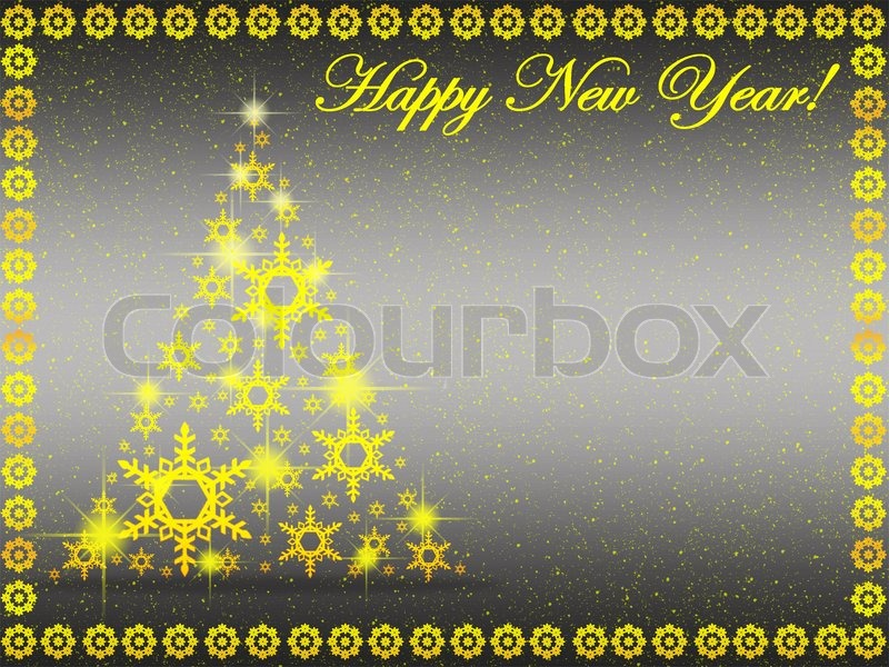 Stock image of '2012 Happy New Year greeting card or background'