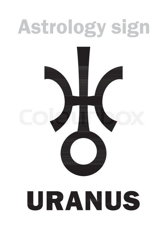 Astrology Alphabet Uranus Higher Global Planet Trans Saturn