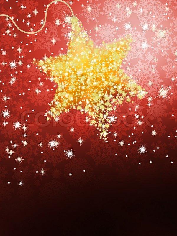 Merry Christmas Elegant Grußkarten | Vektorgrafik | Colourbox