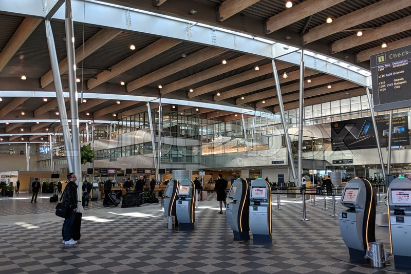 ankomst billund lufthavn