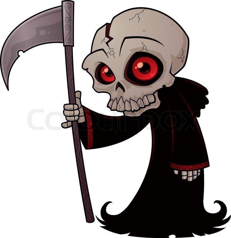 Halloween Sickle