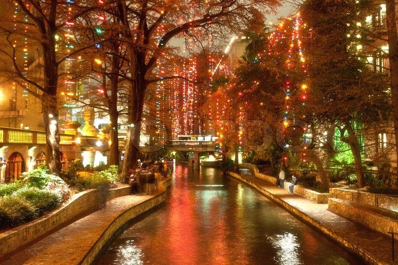 Outside Christmas Net Lights