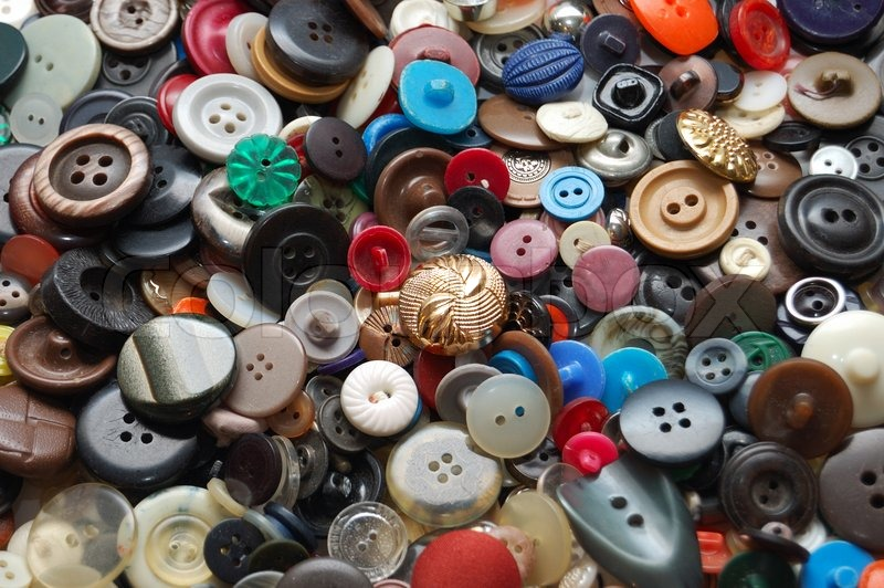vintage clothes buttons stock photo colourbox
