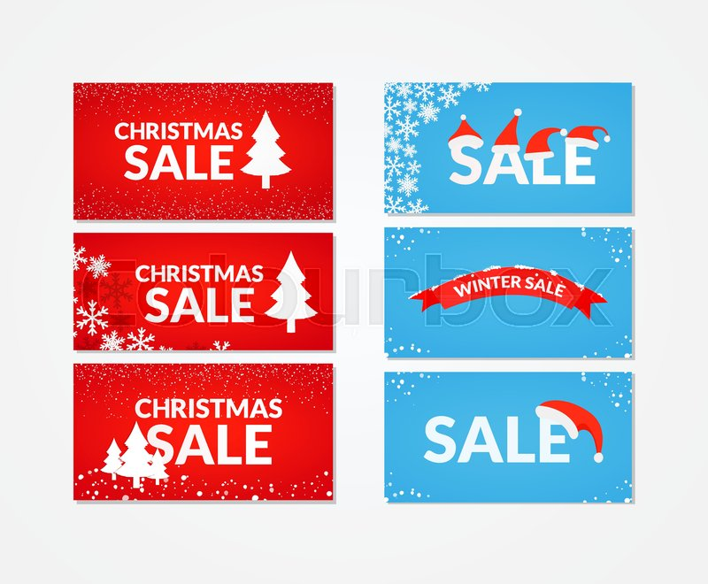 Winter Sale Banners Star Wars Banners