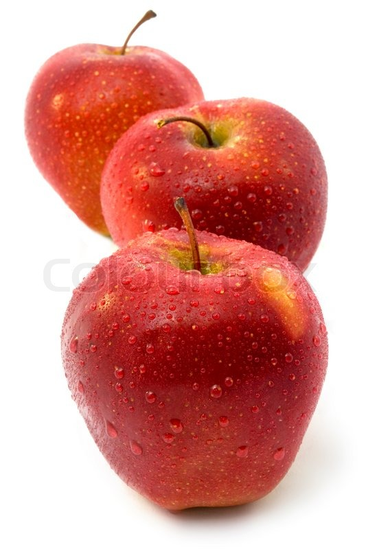 Stock image of 'fruit, apple, freshness'
