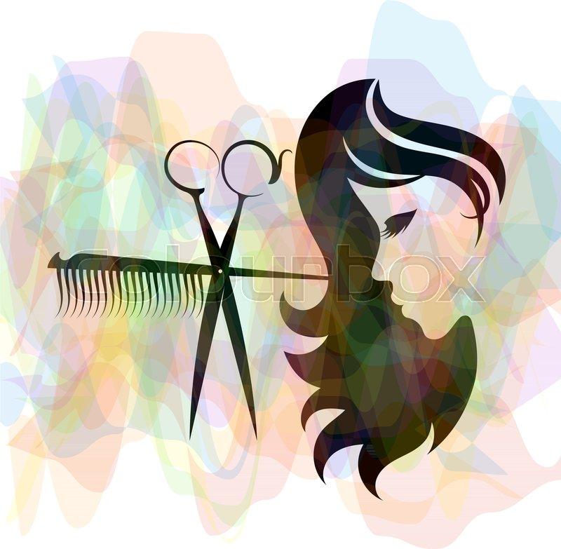 Hair, Salon , Scissors, Beauty , Vector , ...