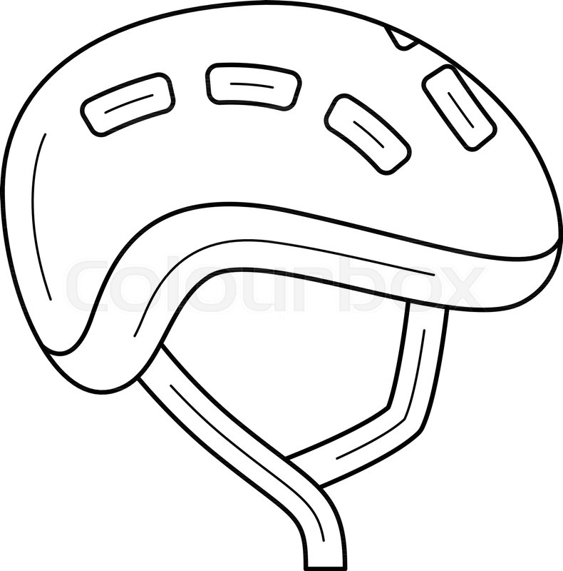 About Bike Helmet Drawings